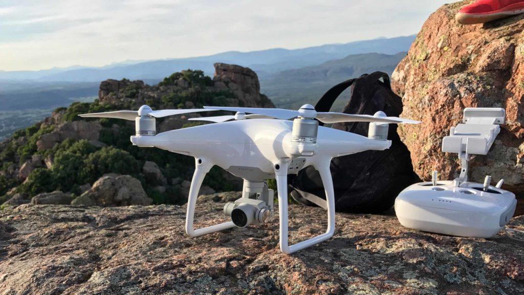 Drohne Aufnahmen